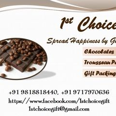 1st Choice Gift Chocolates, Trousseau/Gift Packing, Fancy Money envelopes