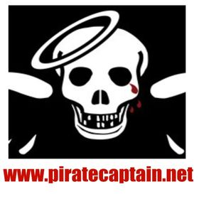 The Pirate Captain,                   The Chronicles of a Legend