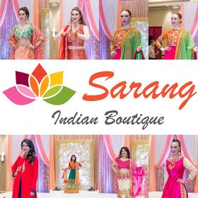 Sarang • Traditional Indian Boutique