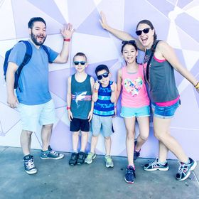 Five for the Road | Family of Five Family Travel