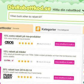 DinRabattkod.se