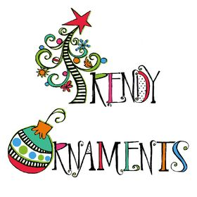 Trendy Ornaments