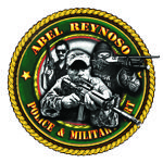 Abel Reynoso Police & Military Art Studio