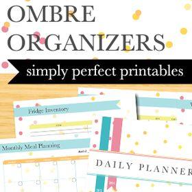 Ombre Organizers