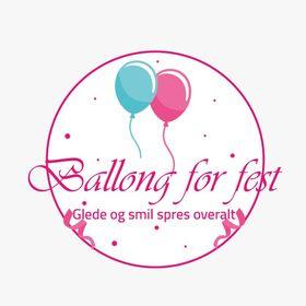 Ballong for fest