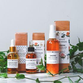 Beauté Botanique-Skincare