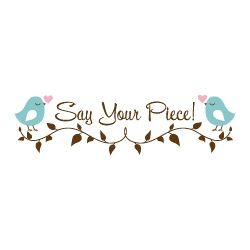 Say Your Piece! Personalized Gifts & Keepsakes