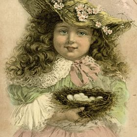 Flor Lilás Vintage - Idenilse