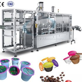 HM Coffee filling machine manufacture