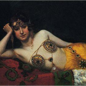 Jeweled Odalisque