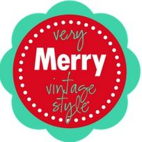 Very Merry Vintage Style {Mary Hastings}