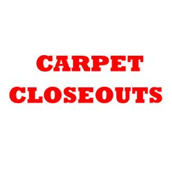 Carpet Closeouts