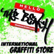 The Bench 504 Graffiti Shop