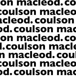 Coulson Macleod