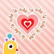 Cute Is Cute