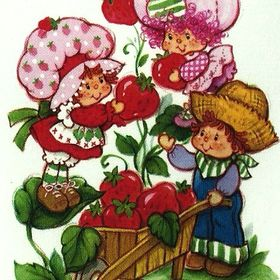 d2f9894d4 Frutillita Artesana Noe Moreno (lafrutillitaart) en Pinterest