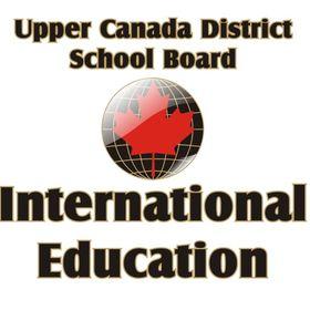 Upper Canada District School Board International Education
