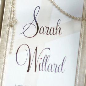 Sarah Willard