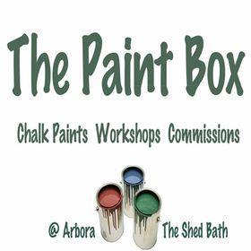 The Paint Box - Bath