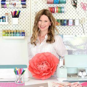 Abbi Kirsten at CC Designs | Paper Flower Templates & Tutorials