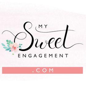 My Sweet Engagement 💍  wedding ideas