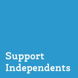 Support Independents