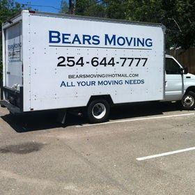 Bears Moving