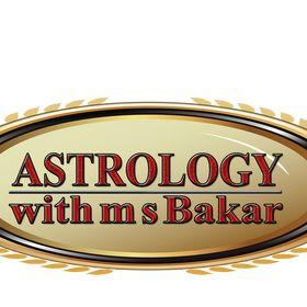 ASTROLOGY WITH M S BAKAR