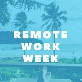 Remote Work Week