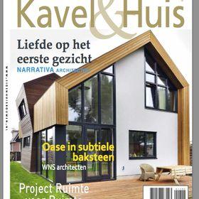 Kavel & Huis magazine