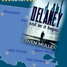 Owen Mullen Author