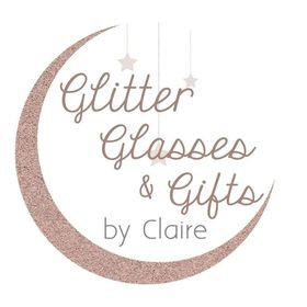 Glitter Glasses and Gifts By Claire