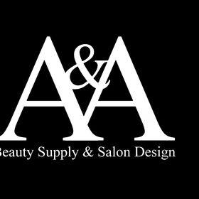 A&A Beauty Supply & Salon Design