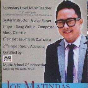 Joe Matindas