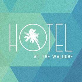 At The Waldorf