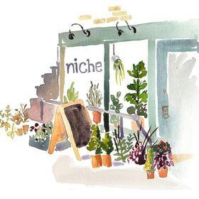 niche.urban garden supply