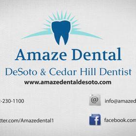 Amaze Dental - DeSoto & Cedar Hill Dentist