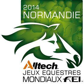 Alltech FEI World Equestrian Games™ 2014 in Normandy.