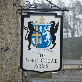 The Lord Crewe Arms, Blanchland