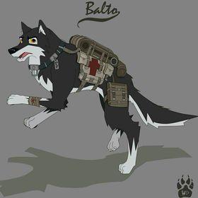 Balto Wolf