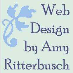 Web Design by Amy Ritterbusch