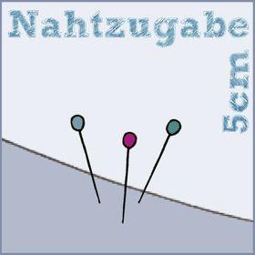 Muriel Nahtzugabe5cm