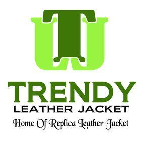 TRENDY LEATHER JACKET