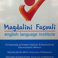 Fasouli Magdalini Foreign Languages