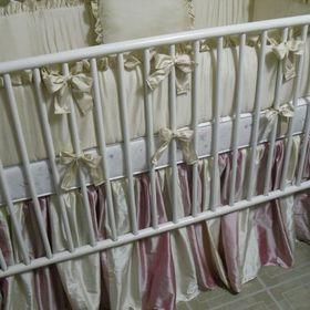 Angels Wings Custom Crib Bedding