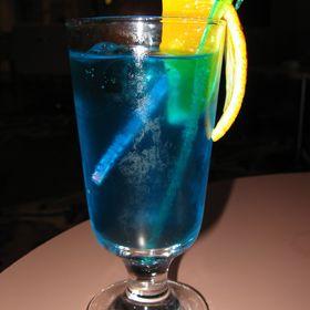 Blue Liqueurs