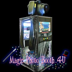 Magic Photo Booth 4U