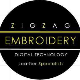 zig zag embroidery and sewing uk