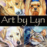 Pet Art by Lyn
