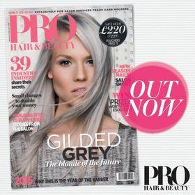 PRO Hair & Beauty Magazine
